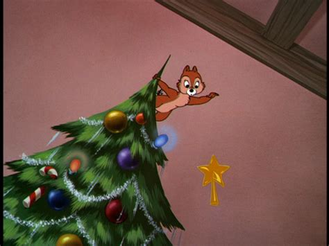 stay toon d pluto s christmas tree 1952