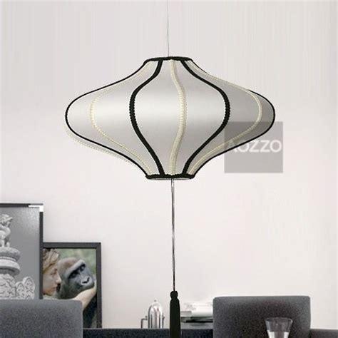 Jollyhome Chinese Lantern Pendant Light Fixtures Fabric Fabric Light Fixtures