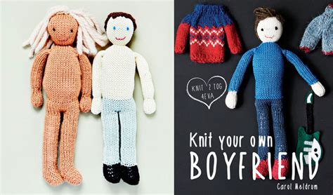 knit your own boyfriend the carousel