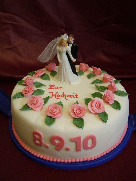 Hochzeitstorte Einfach by Besondere Anl 228 Sse 1 187 Wieder Mal Eine Einfache Hochzeitstorte