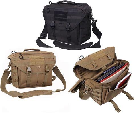molle messenger bag covert dispatch tactical shoulder bag work school