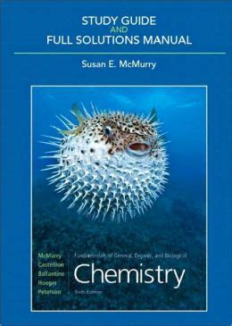 study guide with student solutions manual for mcmurry s organic chemistry 9th study guide solutions manual for fundamentals of