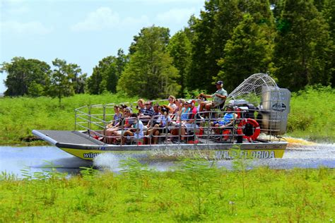 airboat wild florida wild florida airboat ride and monster truck combo