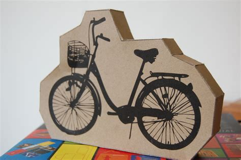 How To Make A Bike Out Of Paper - bike box 183 how to make a paper box 183 computer