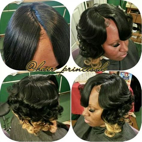 Sew In Hairstyles With Invisible Part by Invisible Part Sew In Dopee Styles