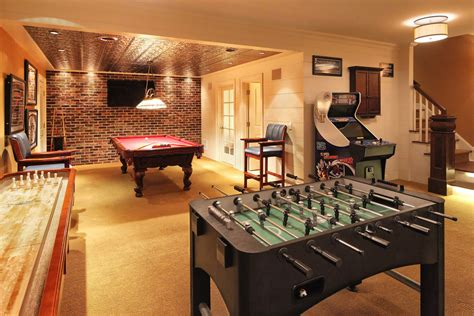 Kitchen Cabinet Installers Basement Pool Room Ideas Basement Traditional With Pool
