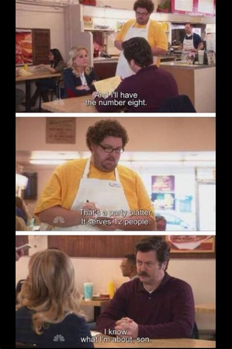 Parks And Rec Meme - parks and recreation meme lol pinterest