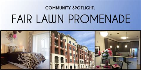 Apartments For Rent In Fair Lawn Nj Community Spotlight Fair Lawn Promenade