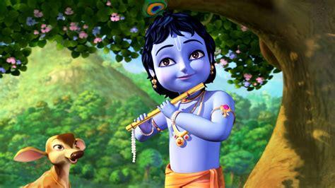cartoon film of krishna little krishna wallpaper 733454