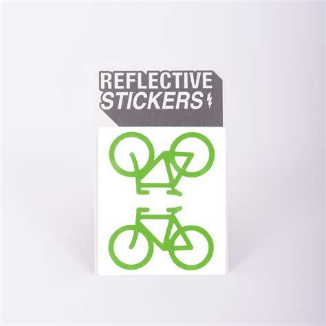 Reflektierende Aufkleber by Happarel Reflective Shapes Kit Sticker Reflektierende