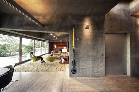 interior concrete walls living space concrete walls extraordinary contemporary