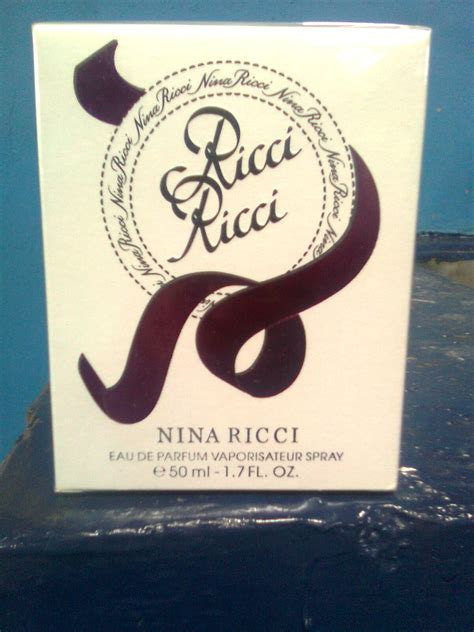 Parfum Ricci Ricci Ricci For Edp 80ml Original 1 100 authentic perfume original ricci ricci by