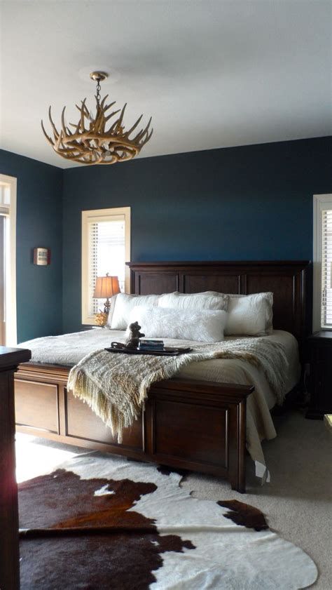 blue rustic bedroom 25 best ideas about blue master bedroom on pinterest