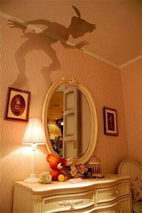 peter pan home decor home decor peter pan shadow future baby ideas pinterest