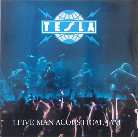 tesla five acoustical jam at discogs