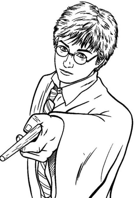 harry potter dobby coloring pages harry potter pointed coloring pages harry potter pinterest