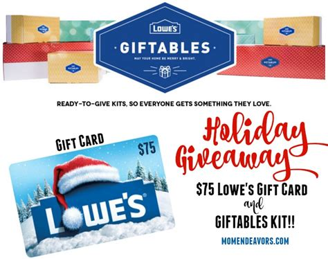 holiday gifts made easy with lowe s giftables
