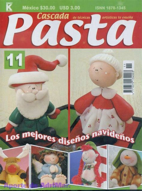 revistas de porcelana fria en picasa web 2013 mu 241 ecos navide 241 os porcelana fria revistas de navidad