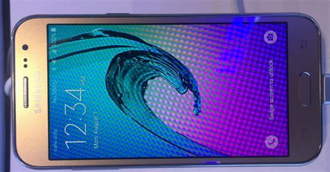 Hardcase Go Samsung J2 Channel samsung galaxy j2 dtv specs price features actual unit