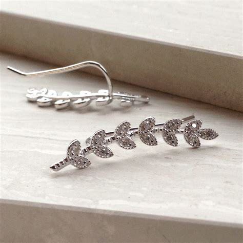 Boma Sterling Silver Leaf Earrings 223 best our jewelry images on blush blushes
