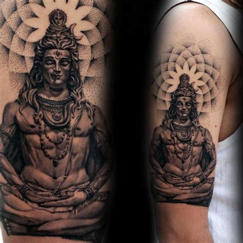gayatri mantra tattoo designs forearm 60 shiva designs for hinduism ink ideas