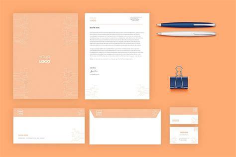 80 Modern Stationery Templates Design Shack Stationary Template
