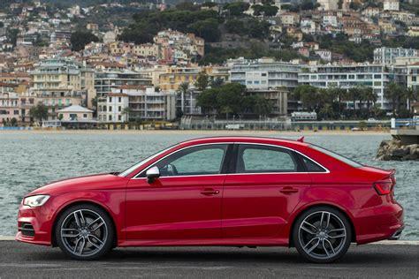 Audi S3 Datenblatt by Audi S3 Limousine Mit 300 Ps Im Kleinen