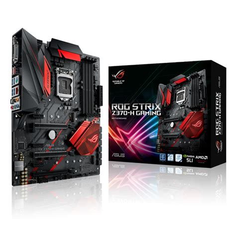 Msi Z370 Gaming Plus Lga1151 Z370 Ddr4 Usb3 1 Sata3 intel z370 motherboards roundup featuring msi asus