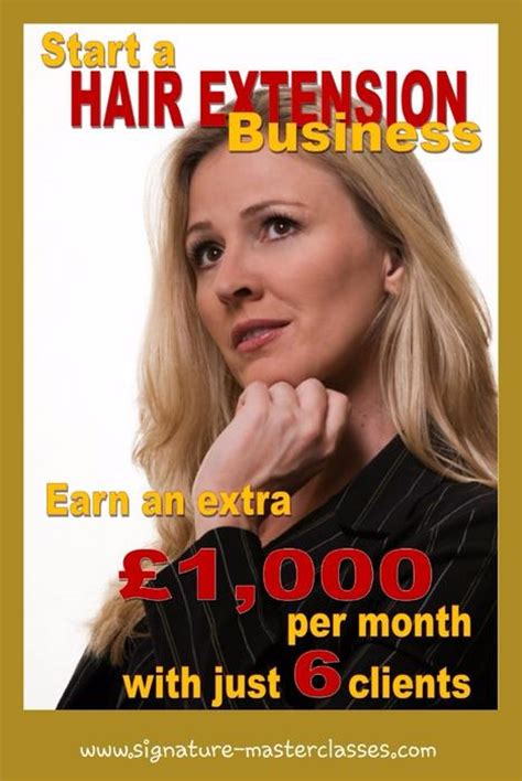 starting a weavon business start your own hair extensions business in 2017 walsall