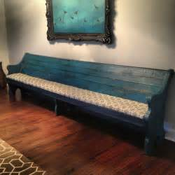church benches free repurposed furniture