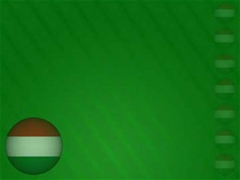 power point themes hungary hungary flag 03 powerpoint templates