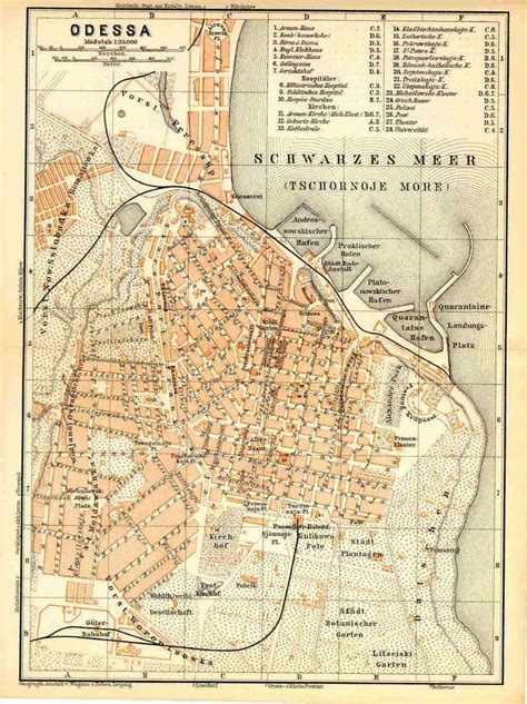 russia odessa map jewishgen odessa kehilalink maps gallery