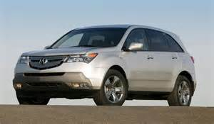 2008 Acura Suv 2008 Acura Photo Mdx 1703