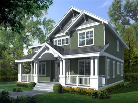 mission style house plans craftsman style home plans
