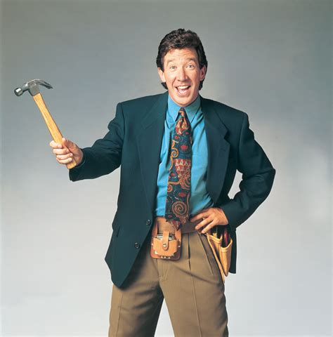 tim allen as tim on quot home improvement quot hallmark