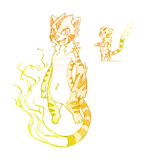 how to draw a doodle tiger tiger cat character doodle by silverava on deviantart