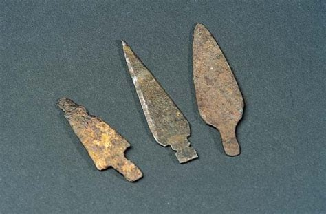 Www Raket Victor Arrowhead trade points arrowheads made from scrap metal 1800s nm not mine but i found one so i