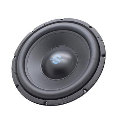 Speaker Subwoofer Pasif jual pca sm 12dn subwoofer pasif speaker 12 inch harga kualitas terjamin blibli