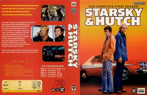 Starsky And Hutch Complete Series Starsky Amp Hutch Tv Series 1975 1979