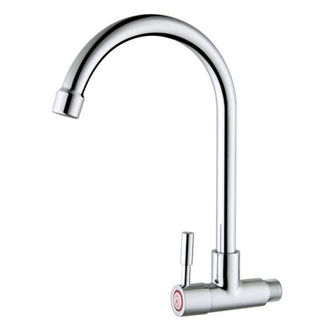 cheap wall mounted cold water  copper kitchen faucet
