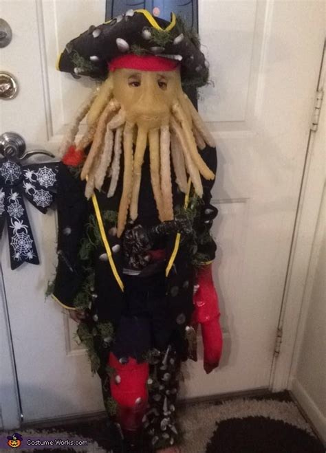 pirates   caribbean davy jones costume photo