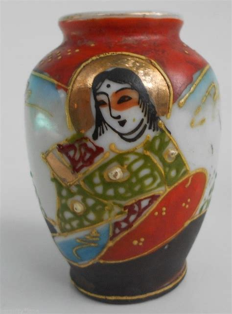 Painted Japanese Vases by 25 Best Miniature Vases Images On
