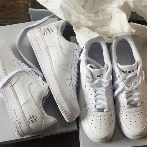 Nike Air 1 Anti Social Social Club nike air 1 anti social social club sneakers