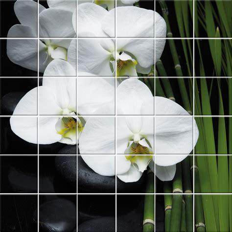 adesivo piastrelle adesivi follia adesivo per piastrelle fiori
