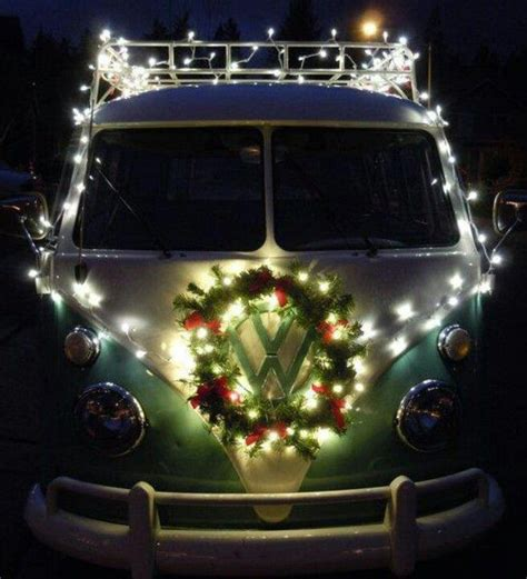 volkswagen christmas 17 best images about have a happy kombi christmas on