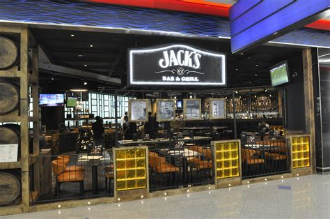emirates leisure retail dubai airport and jack s bar grill partner for airside