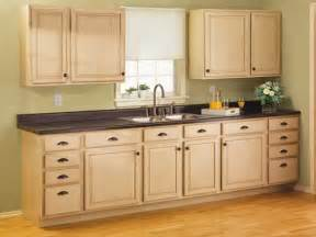 cheap kitchen cabinet refinishing