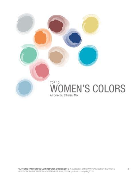 fashion colour graphics colourful language pantone fashion color palette spring 2015