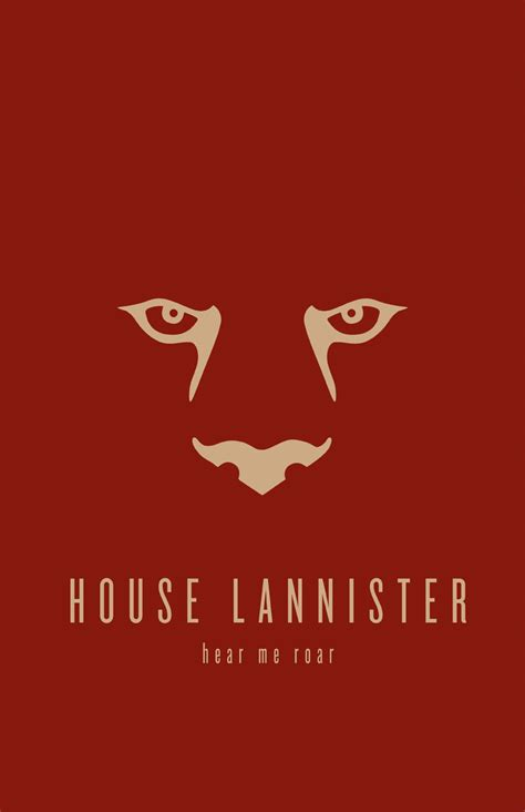 house lannister house lannister minimalist by liquidsouldesign on deviantart