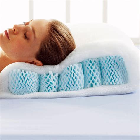 oreillers cervicales oreiller ergonomique sp 233 cial cervicales blancheporte